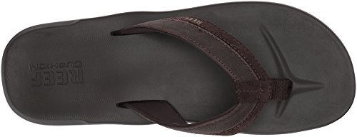 Reef Herren Contour Cushion LE Zehentrenner Braun (Brown Bro)