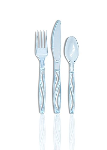 Review Chinet Cut Crystal Cutlery