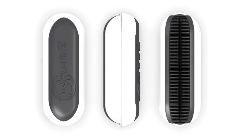 Bruzz Nail Brush - White (The Cleanest Nails You'll Ever Have)