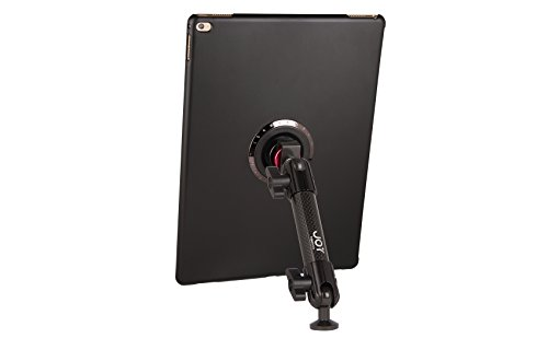 The Joy Factory MagConnect Carbon Fiber Tripod/Microphone Stand Mount for iPad Pro 12.9'' 1st and 2nd Gen (MMA401) by The Joy Factory