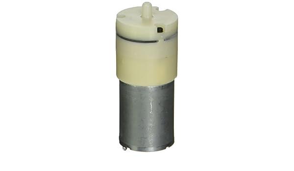 DC 6V mini motor de la bomba de aire para acuario de tanque de oxígeno Circular - - Amazon.com