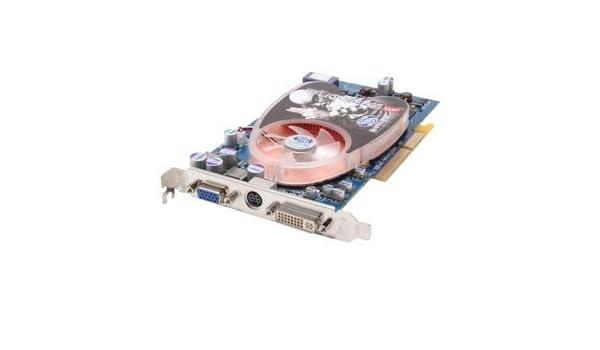 SAPPHIRE 100136 SAPPHIRE 100136 Radeon X800GT 256MB 256-bit GDDR3 AGP 4X//8X Video Card 100136