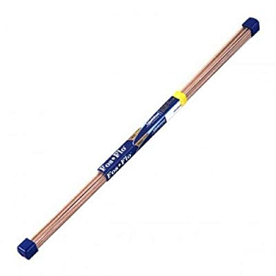 Lucas-Milhaupt 95150 Sil-Fos 15 Brazing Alloy 28 Rod Tube