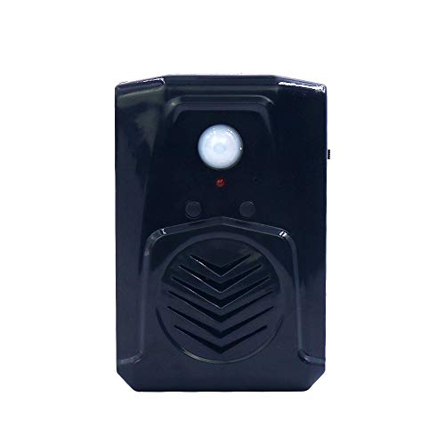 Waytronic Recordable PIR Infrared Motion Sensor Scream Sound Box MP3 Halloween Music Scary Voice Audio Speaker with USB Download Function
