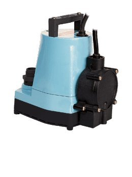Little Giant 5-ASP 1/6 Horsepower Water Wizard 5 Series Submersible Utility Pump