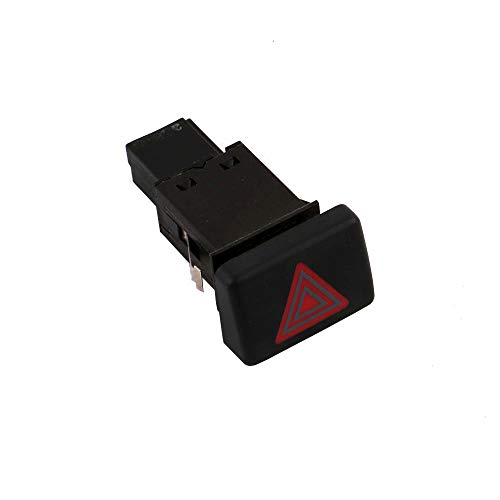 Hazard Warning Emergency Light Switch Button For Audi A4 S4 B6 B7 RS4 2001 2002 03 04 05 06 2007 2008 8E0941509