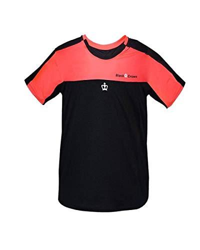Black Crown Camiseta MAX Coral Negro: Amazon.es: Deportes y aire libre
