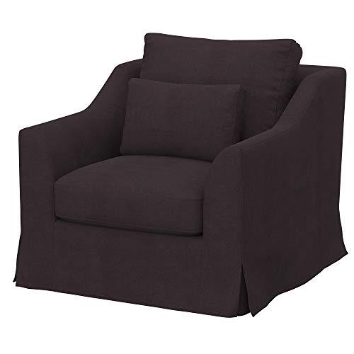Soferia - Funda de Repuesto para sofá Cama IKEA IKEA Farlov ...