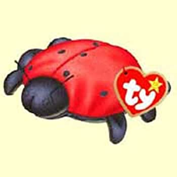TY McDonald/'s Teenie Beanie Baby LUCKY THE LADYBUG #5 2000 Series NEW IN PACKAGE