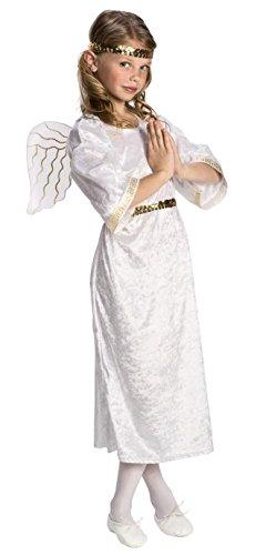 Little Adventures Nativity Biblical Characters Childrens Costume (3-8 Years, (Boys Angel Nativity Costume)