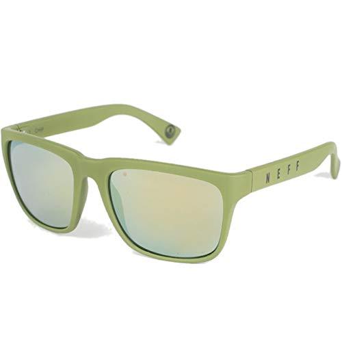 621ee831e8e neff Adult s Chip Square Shaped Sunglasses UVA UVB Protective Unisex