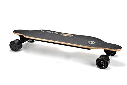 Huracane Dual Electric Longboard