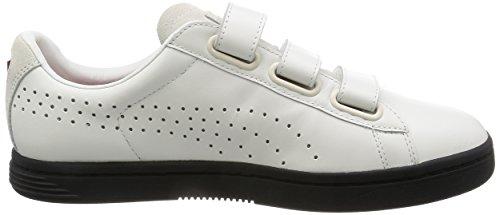 Puma - Zapatillas de Piel para hombre blanco Weiß