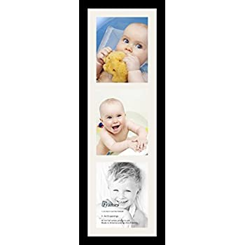 Amazoncom Arttoframes Collage Photo Frame Single Mat With 3 8x10