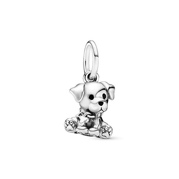 Pandora Donna argento Bead Charm 798009EN16 1