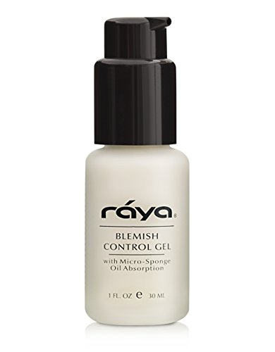 RAYA Blemish Control Gel (703) | Oil Controlling Facial Treatment Serum for Oily and Break-Out Prone Skin | Helps Reduce and Clear Up Blemishes
