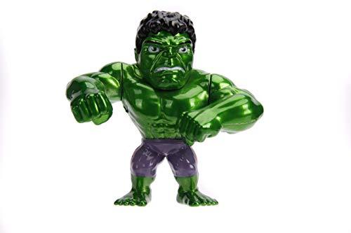 Jada Toys Metalfigs Marvel Avengers Hulk, 4
