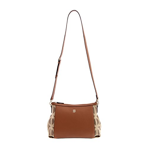Shoulder EVIAN One for Bag Leather Cow Size Women QUATORZE Brown Hobo LQ wSqUSMbrmk with HM1EV02TA Monogram 6qxP01U