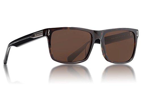 Dragon Blindside Sunglasses Gloss Tortoise with Brown Lens + - Dragon Sunglasses Proflect