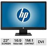 """HP 23"""" LV2311 Led Backlit Monitor"""