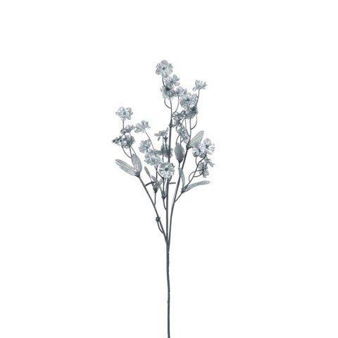 Darice Bulk Buy DIY Crafts Double Gypsophila/Baby's Breath Spray Metallic Silver (12-Pack) DS-104-102 ()