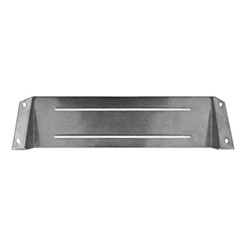 Solid Brass Mail Slot Hood For Open Back Plates Satin Nickel. Mail Slot For Door. (Door Hole Cover Satin Nickel)