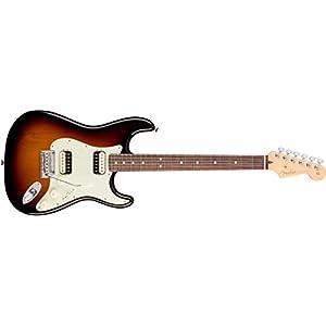 American Professional Stratocaster HH Shawbucker RW 3-Tone Sunburst