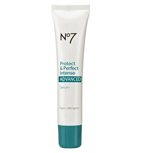 Boots No7 Protect & Perfect Intense Advanced Anti Aging Serum Tube - 1 oz