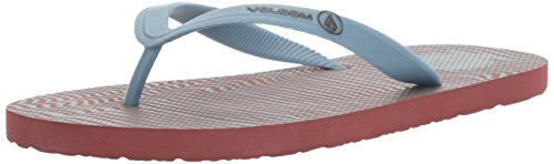 Volcom Chanclas Rocker, Color: DARK WAVE, Size: 40,5 EU (8 US / 7 UK)