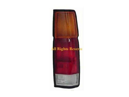 QP N6209-a Nissan Pickup Passenger Tail Light Lens & Housing