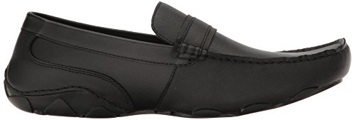 Unlisted by Kenneth Cole Men's String Along Slip-On Loafer Black enjoy online jzZfCRzo