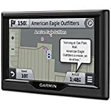 Garmin Nuvi 57LM GPS Navigator System with Spoken Turn-By-Turn Directions, Lifetime Map Updates, Direct Access...