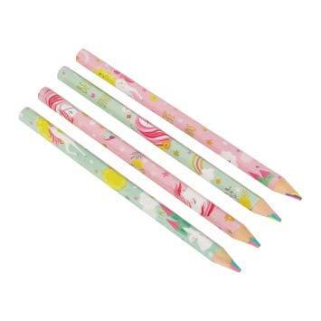 Unicorn Multi-Color Pencils, Pack of 8]()
