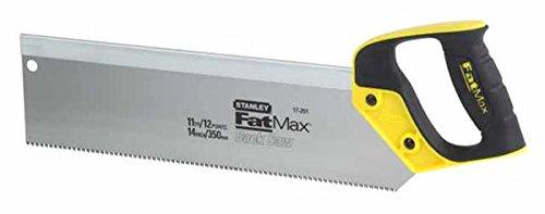 Sierra de costilla 300mm FatMax STANLEY 2-17-199
