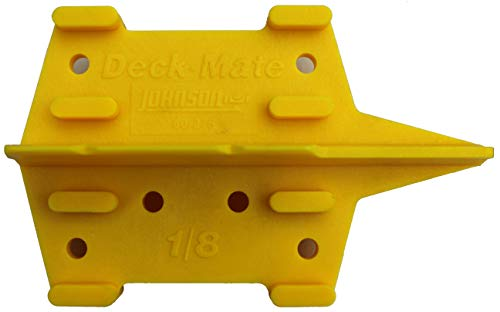 (Johnson Level & Tool 60-275 DeckMate Deck Plank and Fastener Spacing Gauge)
