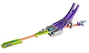 Mattel DHY27 - Hot Wheels - Split Speeders - Spielbahn - Blade Raid -...