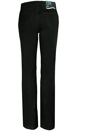 French Jeans Donna Grey Castle Dressing gPwp6