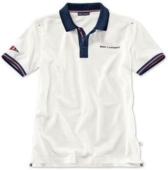 Original BMW Hombre Polo – Camiseta Yachting Yachtsport tamaño m ...
