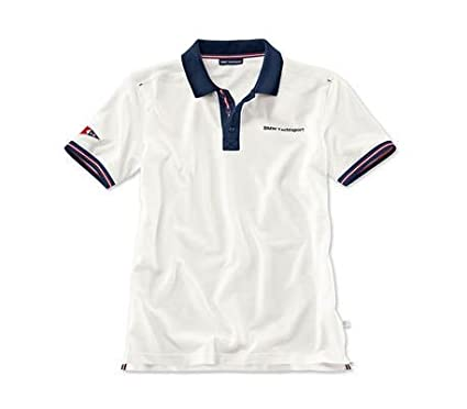 Original BMW Hombre Polo – Camiseta Yachting Yachtsport tamaño m ...
