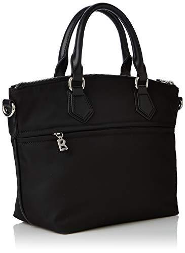Negro Bolsa Mujer De Bogner Shz Davos Luisa Superior black Handbag Asa OzpUzq