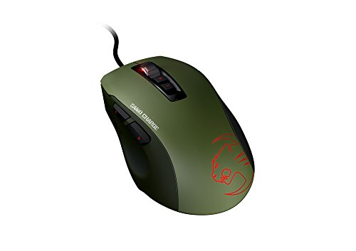 ROCCAT KONE Pure Military Edition Core Performance Gaming Mouse, Camo Charge by ROCCAT