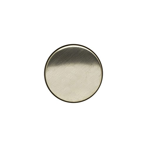 PF WaterWorks ClogFREE Universal Never Clog Pop-Up Stopper - Magnetic (Cap Dia 1.5''); Brushed Nickel; PF0317 by PF WaterWorks (Image #1)