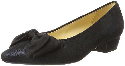 Gabor 66 Gabor Escarpins Bleu Femme Shoes Basic Ocean ZrqRZY