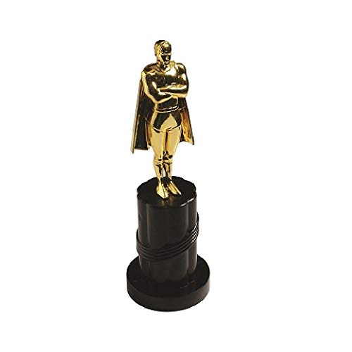 Bargain World Hero Trophy (with Sticky Notes)