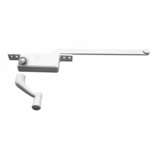 Prime-Line Products 17390-RW Casement Operator, 9-Inch Square Type, Left Hand, White (Hand Operator Right Casement)