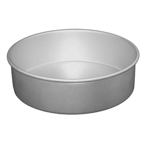 Fat Daddio's 6'' x 2'' Round Cake Pans, Case of 6