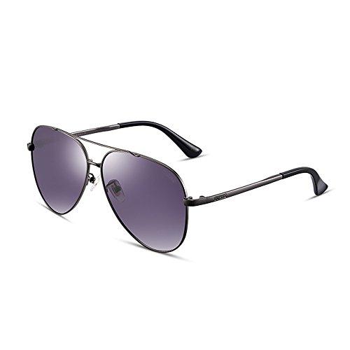 marco conducir polarizado hombre E Gafas aviador para Color C playa metal de de adecuado de sol para ZHIRONG moda 0OqgCw0