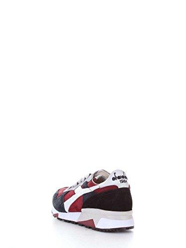 Diadora Heritage 161885 Sneaker Homme Bleue 11,5