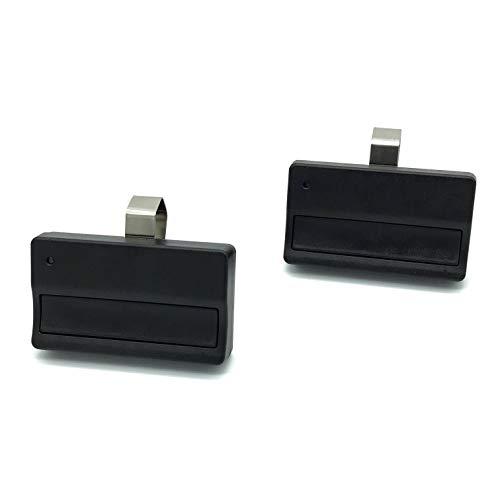 for 371lm Liftmaster Chamberlain Craftsman Garage Door Opener Remote Purple Program Button Remote Opener 2 Pack