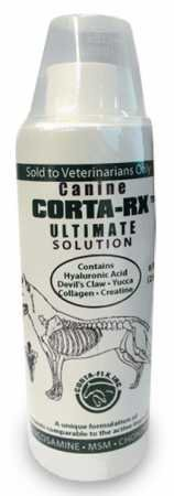 Canine CortaRX Ultimate Solution 8 oz by Corta FLX INc